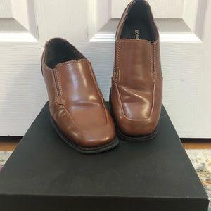 Boy's Sonoma Size 3 Medium Slip On Shoes